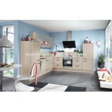 Stable performance factory diretamente melamina armários cozinha preços