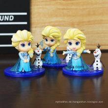 Großhandel gefrorene Kunststoff Figur Dekoration