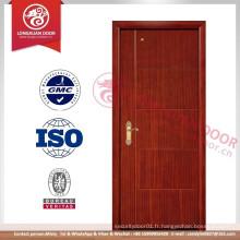 La meilleure vente de portes intérieures en bois fait en Chine