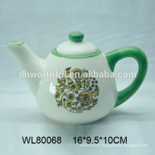 Wholesale hand painted ceramic teapot in high quality