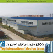 Taller de Estructura de Acero / Almacén / Edificio, Estructuras de Acero