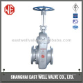 Slagging Wedge Gate Valve