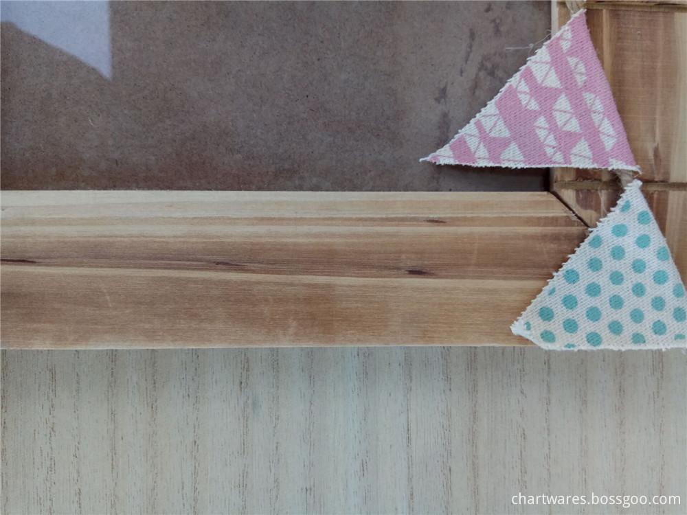 custom wooden picuture frame