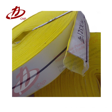 Tuyau pneumatique en polyester tissé Airslide