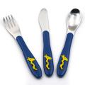 Набор столовых приборов ножа вилки ложки 3pcs