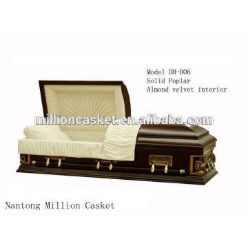 Solid poplar casket private plans fashion modeling
