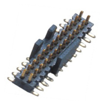 1.27*1.27MM BOX HEADER WITH THE KEY SMT H=2.54MM
