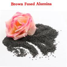 Abrasivo y Refractario Óxido de Aluminio Marrón / Corindón Marrón