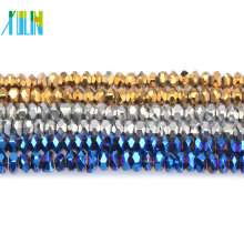 # 5040 New Faceted Rondelle crystal cristal 8mm Beads U recoger colores