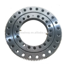 Solar Tracker Geared Slewing Drive Bearings Turntable