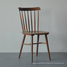 Best Seller Designer Wooden Windsor Chair for Coffee Restaurant (SP-EC665)