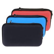 Bolsa EVA Hard Cover Bolsa Handle para Nintendo Novo 2DS LL XL Game Player Carry Protective Pouch Case