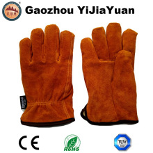 Thinsulate Full Lining Leather Safety Winter Driving Gloves