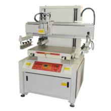 Máquina de impresión de pantalla de placa de metal para los precios de etiqueta