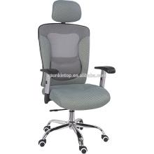 Chaise en métal pour bureau D506