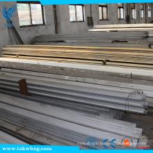 Vente directe en usine 201 barres en acier inoxydable pour la construction