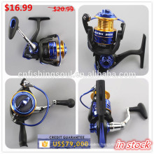 RSP100 2000 Size High quality saltwater freshwater spinning fishing reel