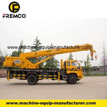 5 Jib Truck Mounted Crane for Sale