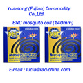 Long Burining and Effective Time Micro-Smoke Black Mosquito Coil