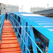 Дин/Сема/ASTM Стандартный трубчатый ленточный конвейер, трубчатый конвейер