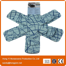 Red Pan Protectors, 100%Polyester Nonwoven Fabric Pan Protection