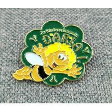 Cadeau fait sur commande de promotion d'artisanat d'emblème de Pin en métal d'insigne d'émail