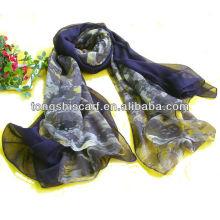 Mode neuesten muslimischen langen Schal