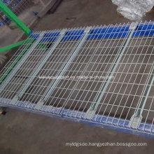 Metal Storage Heavy Duty Pallet Shelf with Wire Mesh Decking