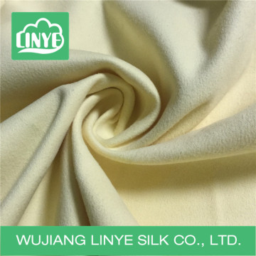 two side brushed 100% polyester microfiber bathrobes fabric