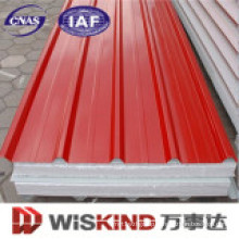 Export Standard Steel Structure Wall Panel