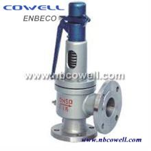 Válvula de alivio de presión de acero inoxidable de la mejor calidad