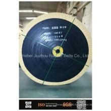 Burning-Through Resistant Conveyor Belt