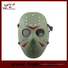 Hockey de Jason Máscara máscara de Airsoft táctico militar mascarilla completa