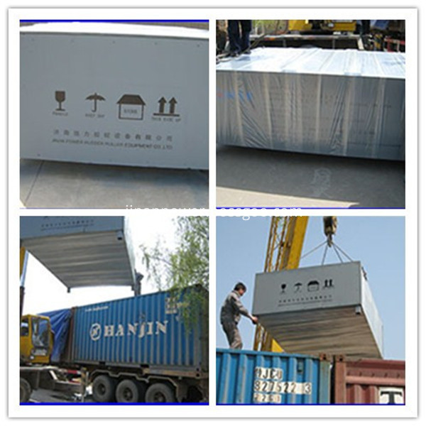 Packing And Shipping For Rubber Roller Grinding Machine