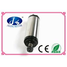 0.8-4.5kw 220v motor de husillo de refrigeración por agua