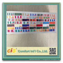 Tissu acrylique à l'épreuve de l'imperméable haute qualité en tissu acrylique 200cm