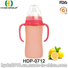 BPA Free Food Grade Plastic Baby Feeding Bottle (HDP-0712)