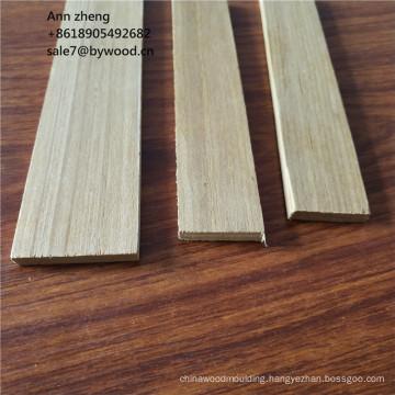 Engineered teak wood ceiling cornice moulding crown mouldings mdf moulding flat wood mouldings