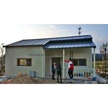 Vorgefertigte Villa Haus Modular Gut Preis Familienhaus