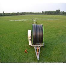 irrigation par enrouleur de tuyau basse pression