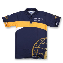 Short Sleeve Reflective Polo Shirt