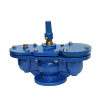 Air Vent Valve with Isolating Valve