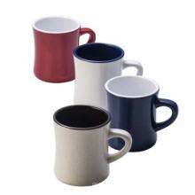 Меламин кружка кофе/кружка с ручкой/множественный Цвет кружка (CC688)