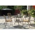 Muebles de jardín al aire libre modernos impermeables impermeables