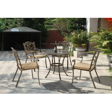 Modern Royal Waterproof Cast Aluminum Outdoor Garden Furniture