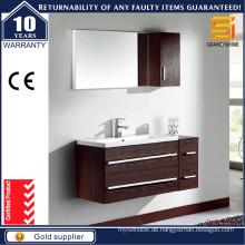 Badezimmer Vanity Möbel Sanitärkeramik mit Spiegelschrank