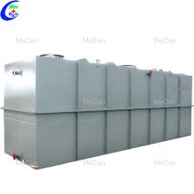 Tratamiento integrado de aguas residuales domésticas