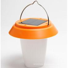 Lumière solaire de lampe de lanterne de camping de LED pour des marchés ruraux