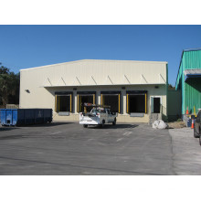 Metallic Structures Construction Prefab Warehouse