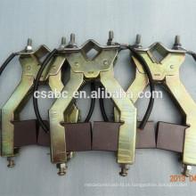 suporte de escova de carbono para motor industrial